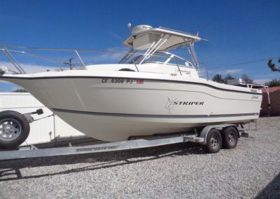 1999 SEA SWIRL 2600 STRIPPER