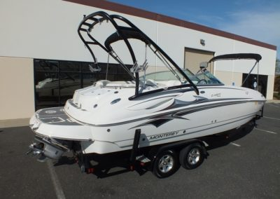 2007 Monterey 243 Explorer Deck 5.7GI V8, loaded! SOLD