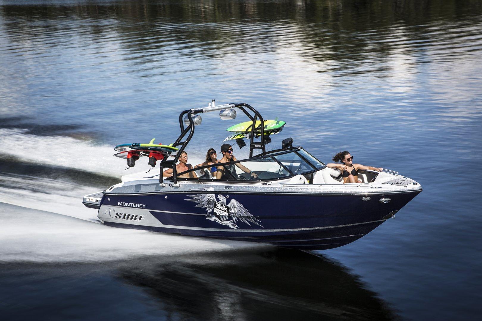2019 Monterey 238ss Surf Loaded Sold Order You 2020