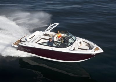 2019 MONTEREY 258SS BOWRIDER COMING IN STOCK!