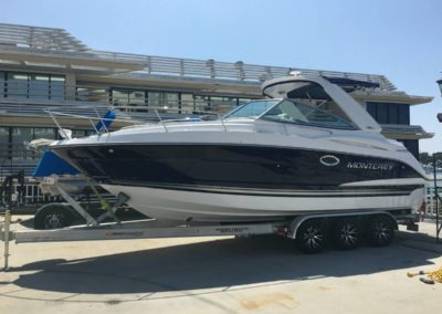 Brand New 2017 Monterey 295 SY Cabin Cruiser! Loaded with upgrades SOLD!