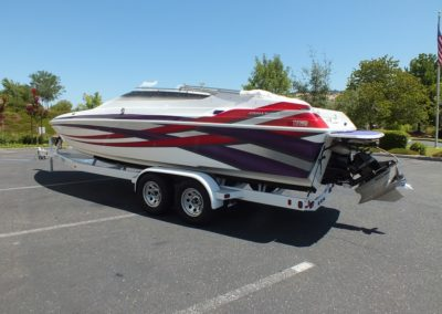 2007 Advantage 27 with EFI 525, absolute new condition.