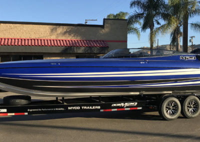 2017 DCB M29 w/ Twin 400r's *$65k upgrades when new and Custom Built MYCO Trailer