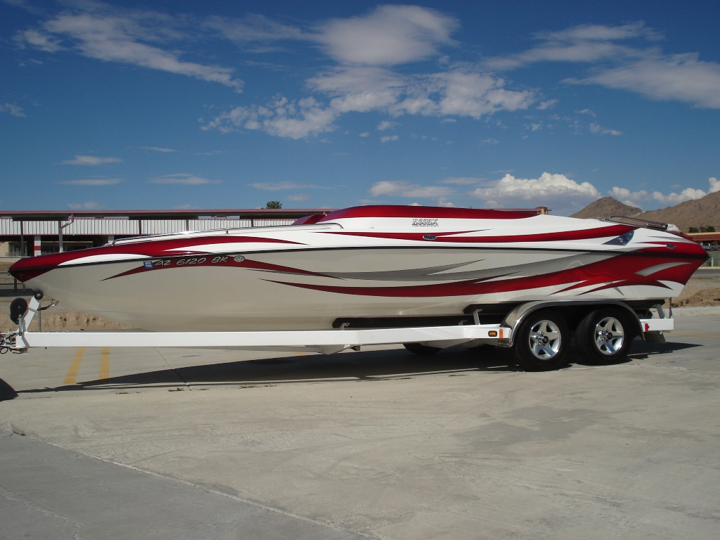 2006 Essex 24 Valor *Mercury 496 Mag* SOLD