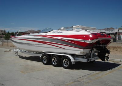 2013 Nordic Thor 27 Cat/Tunnel Walk Through Open Bow w/ Merc Racing 600 SCI! Showroom