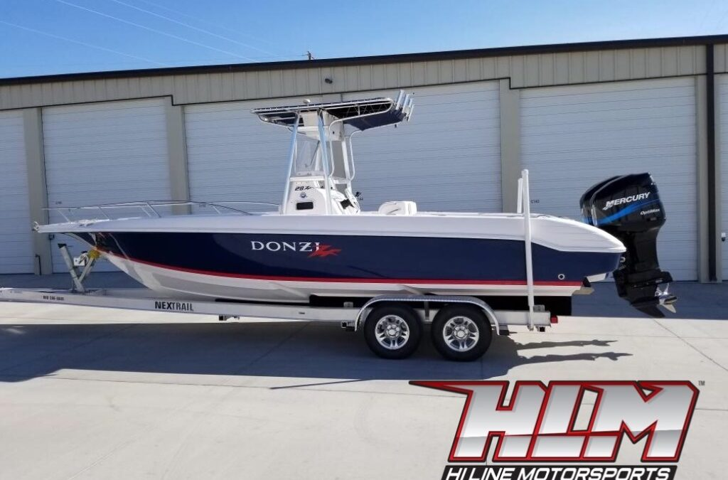 2000 Donzi 28ZF Center console *Twin Optimax 225's *Must See this boat!!
