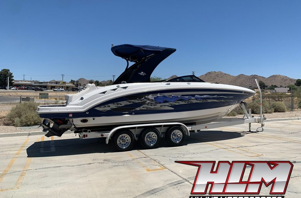 2008 Chaparral 264 Sunesta *Deck Boat* 8.1L 375HP *Every Option when custom ordered