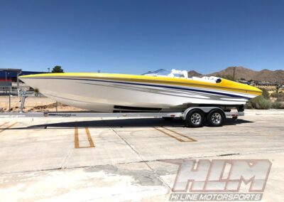 2012 Spectre Vendetta 30′  (Mercury Racing 600 SCI) Must See!!