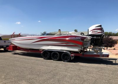2014 Nordic 28SS Cat/Tunnel *Twin Mercury Racing 300XS Outboards *SOLD!!