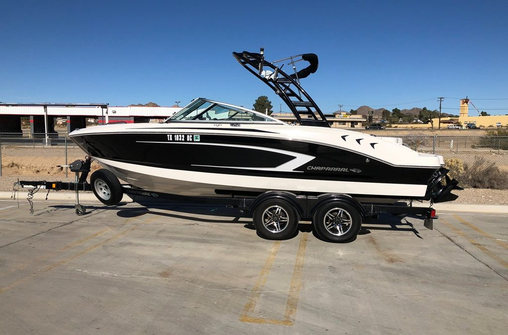 2015 Chaparral H20 Sport 21′ w/ Deluxe Package and loaded with Factory Upgrades!