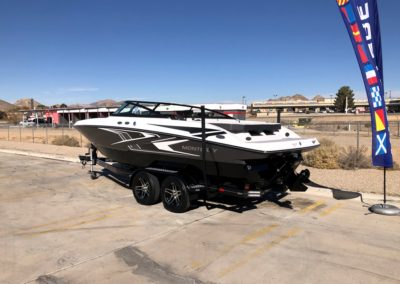 Brand New Arrival!! 2019 Monterey M-22 Deck Boat *Loaded*