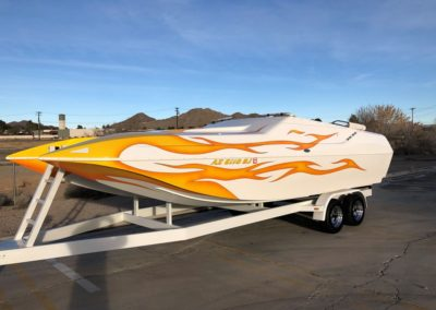 2002 HTM SR24 *Absolute Stunning inside and out! Teague 985 EFI 1000HP, 105 Hours!