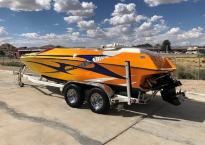 2006 LaveyCraft XT SKI 22′ Walk Through open Bow, *ONE OF A KIND SUPER RARE BUILD* Mercury 600 SCI