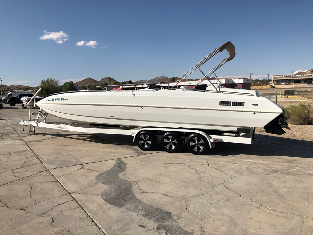2006 American OffShore 2800 Deck Boat