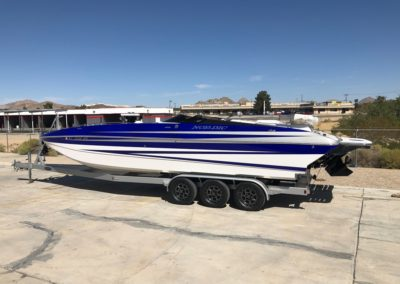 2018 Nordic 29′ Deck *One of the Nicest to hit the market!! 600 SCI *Absolute Stunning