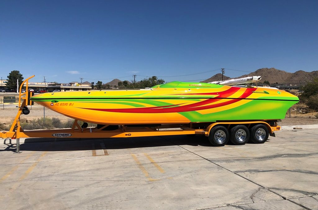 2005 Cobra 280 Python Deck *Ilmor Viper V-10 625 HP *Less then 200 Original Hours