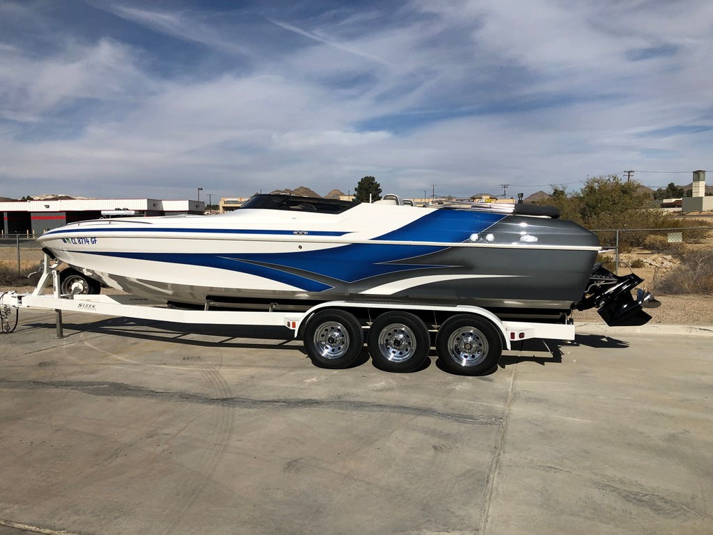 2008 Sleekcraft 26′ Enforcer *SOLD*