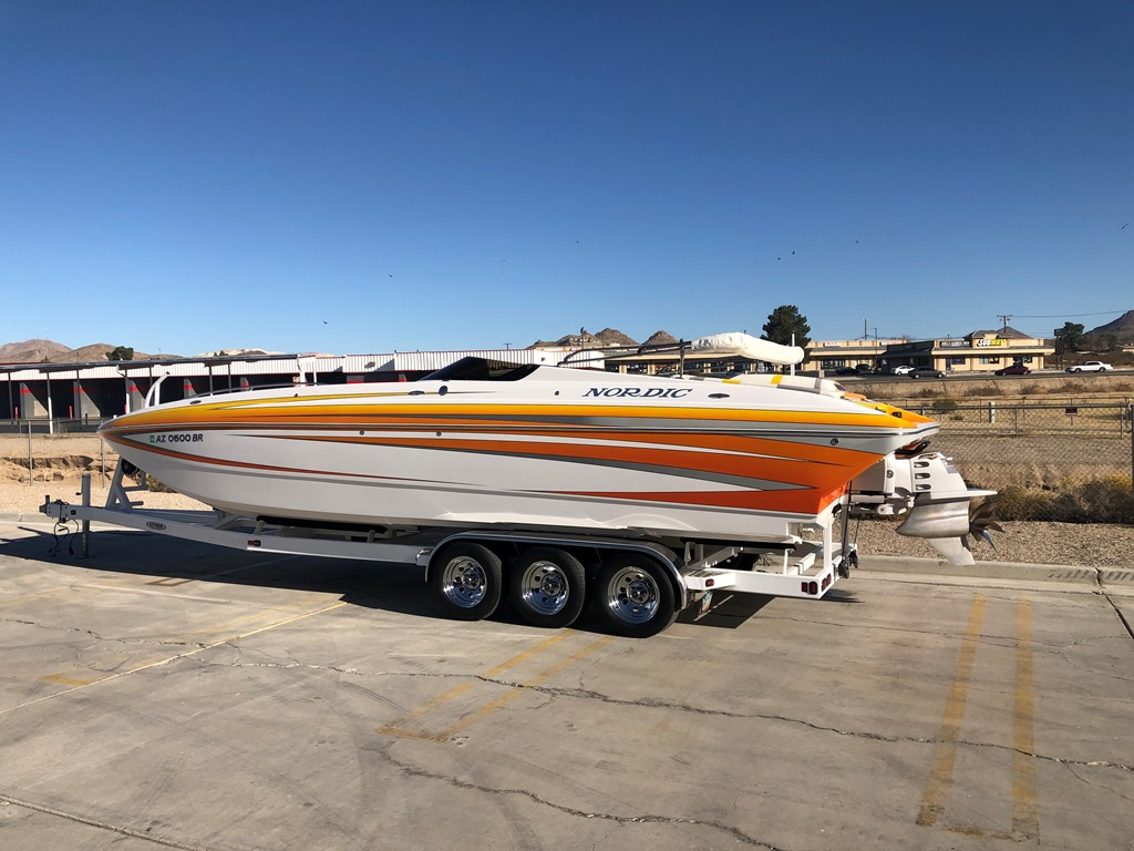 2010 Nordic 29′ Deck *SOLD!!