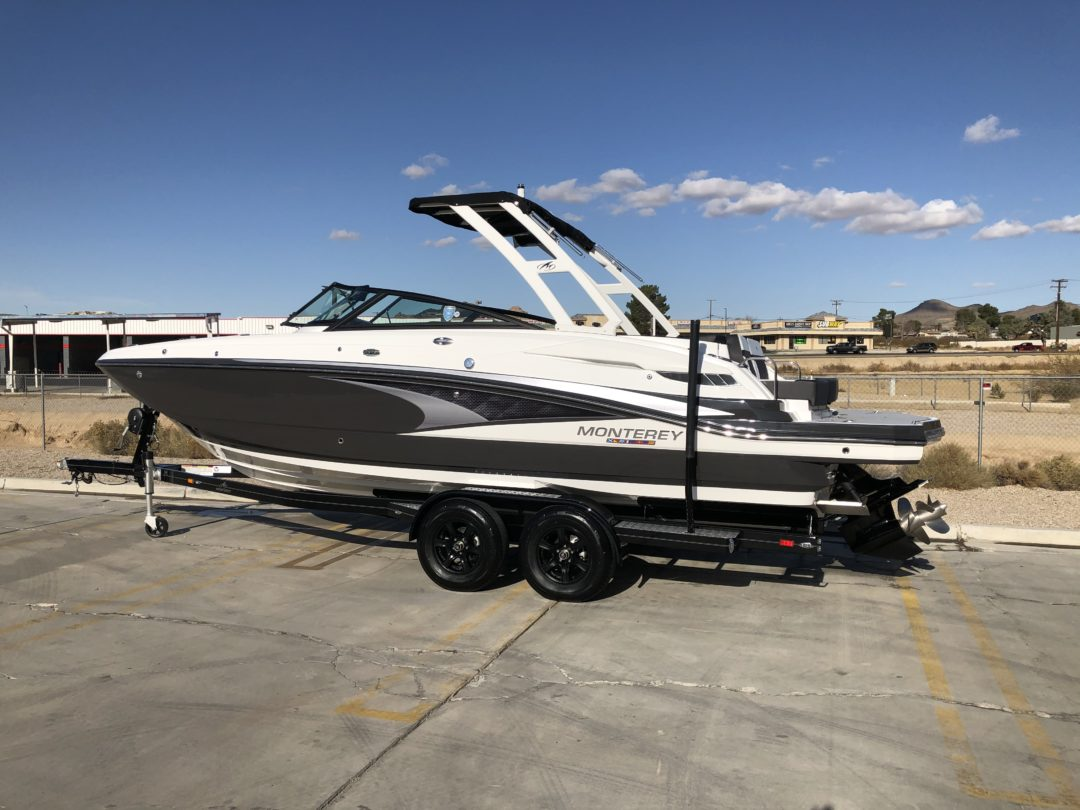 2021 Monterey M6 Deck Boat (Order yours custom like this one!!)
