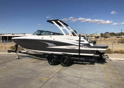 2020 Monterey M6 Deck Boat (Order yours custom like this one!!)