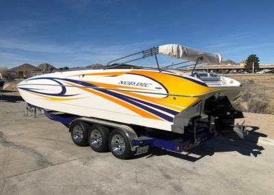 2009 Nordic Deck 27′ Lightning *Must See this boat!