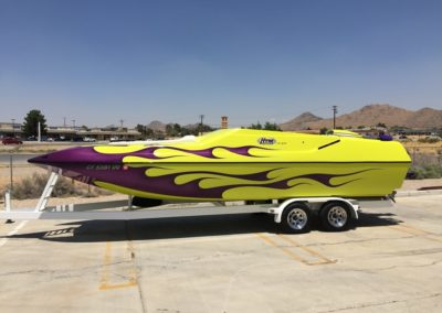 2005 HTM SR-24 OPEN BOW **SOLD**