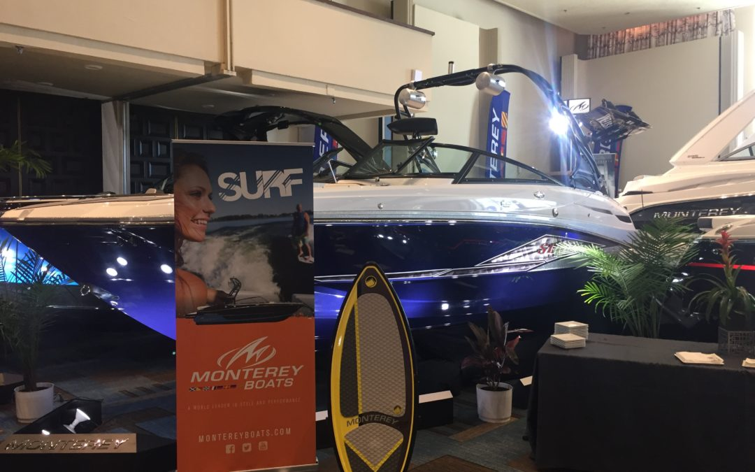 Brand New!!! 2018 Monterey MX6 Surf