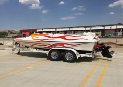 2003 COBRA 210 VIPER BOWRIDER *SOLD*