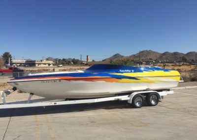 2004 KACHINA 26 FORCE OPEN BOW MID CABIN *SOLD