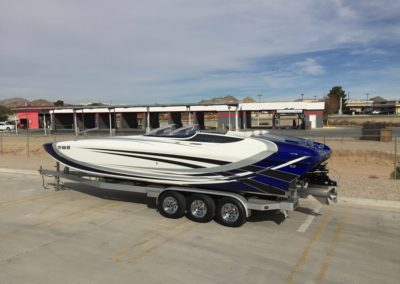 2007 Nordic Thor 27 Cat *Factory Upgrades *Mercury 525 EFI * Now with Open Bow!