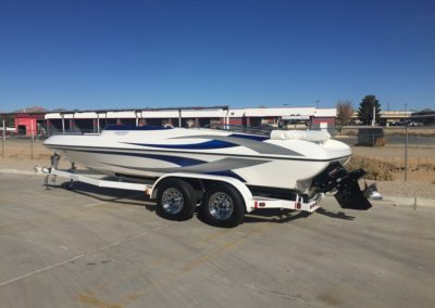 2004 Laser / Essex Vision 22′ Open Bow *Boat is finally Here in Stock!