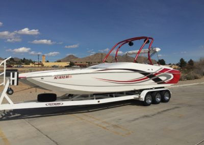 2012 Magic 28 Scepter Cat w/Open Bow! SOLD