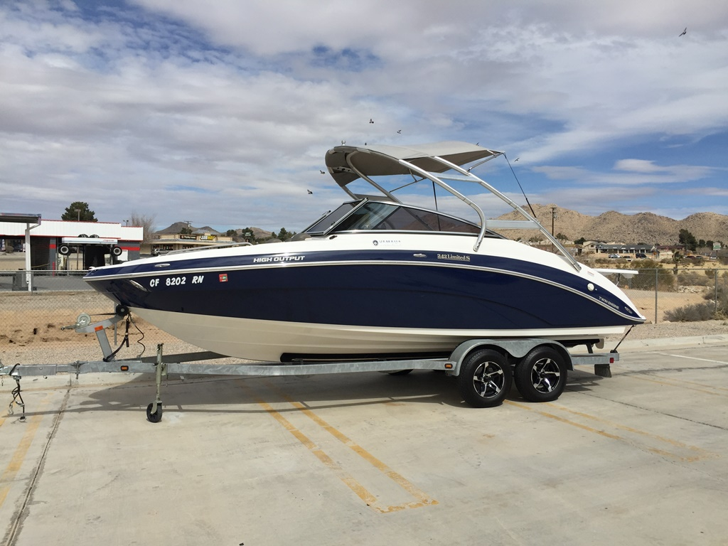 2011 Yamaha 242 SL Limited * 40 original Hours!!! Ski/Wakeboard Tower
