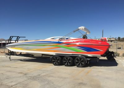 2015 Advantage 27 X-Flight Deck Boat *
