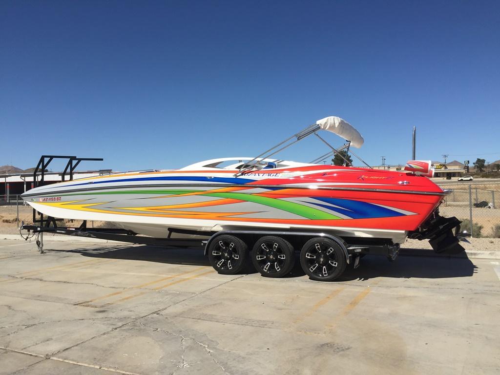 2015 Advantage 27 X-Flight Deck Boat *