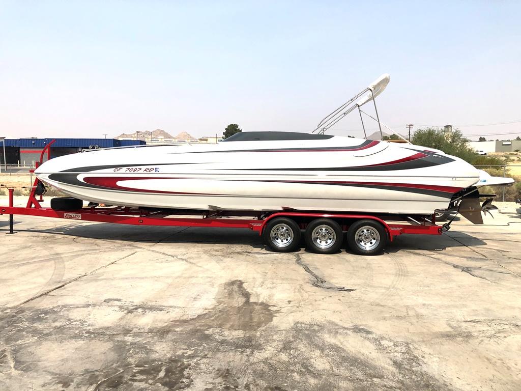 2014 Hallett 285 Deck Boat *SOLD