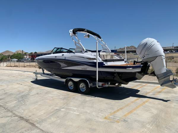 2021 Monterey M-65 Deck w/ Mercury 350 OB and all the upgrades!!