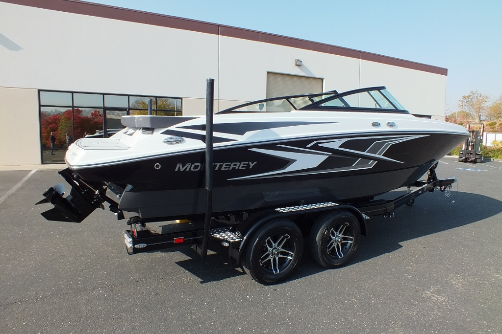 2019 Monterey M22, Monterey's Newest Deck boat!SOLD