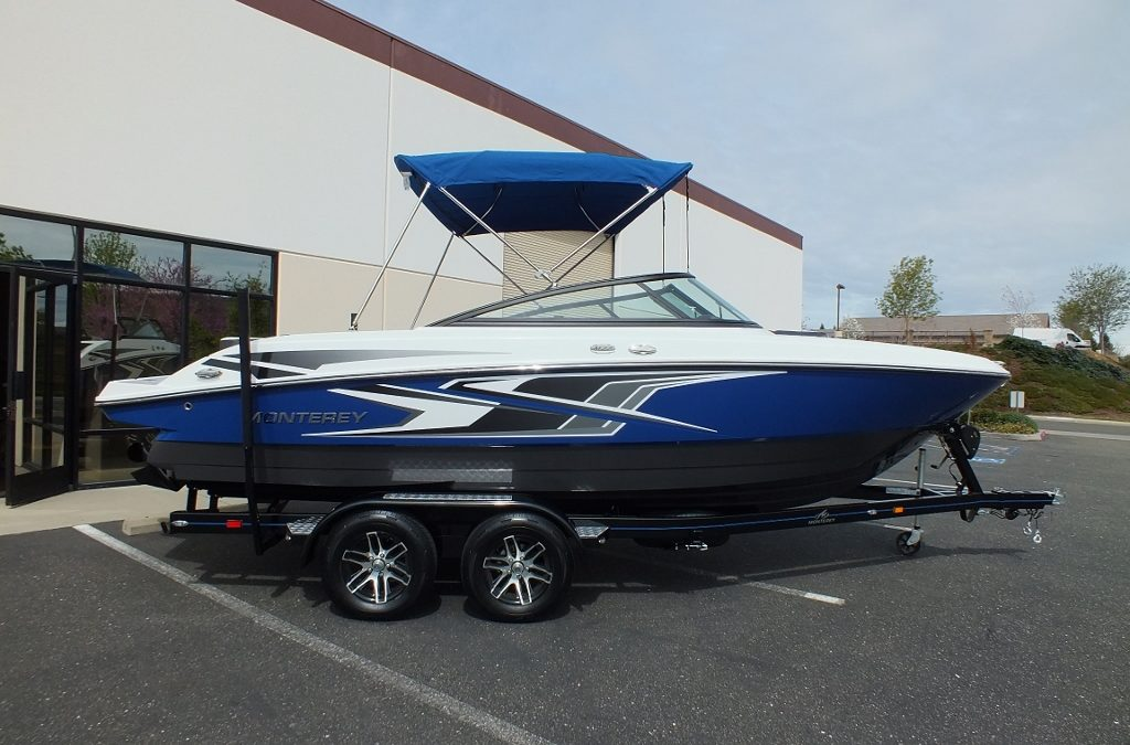2019 Monterey M22, Just in ! SOLD !!
