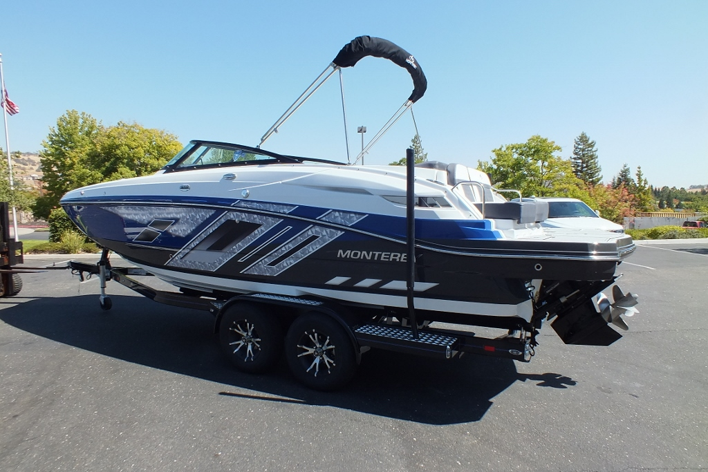 2019 Monterey M6 Deck Boat * In Stock Now *