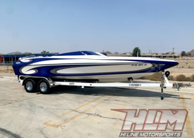 2006 Ultra Stealth 24 Open Bow Walk Through *496 Magnum! Like New