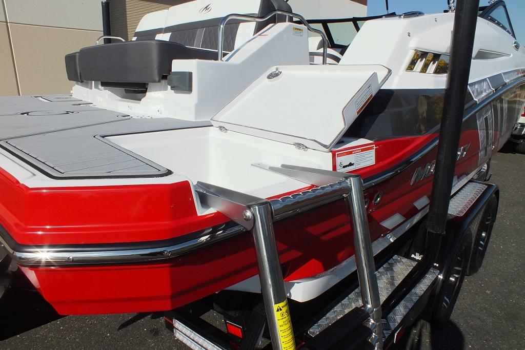 2019 Monterey M4 Deck Boat Loaded Hiline Motorsports