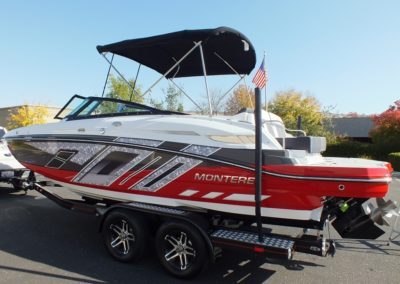 2019 MONTEREY M4 Deck Boat Loaded !!