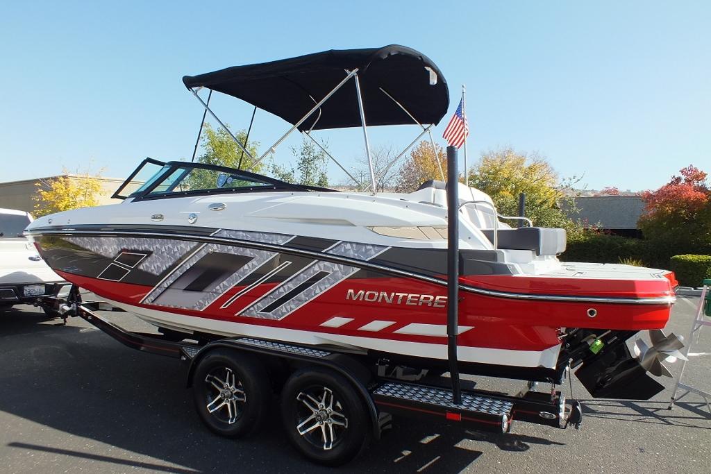 2020 MONTEREY M4 Deck Boat *COMING SOON!