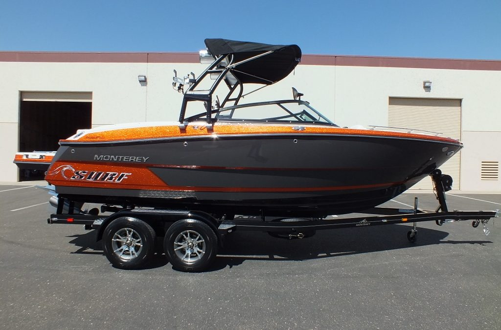 NEW 2019 MONTEREY 238SS ROSWELL SURF EDITION, **SOLD** Order yours today!! More coming soon!