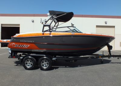 NEW 2018 MONTEREY 238SS ROSWELL SURF EDITION, JUST ARRIVED!