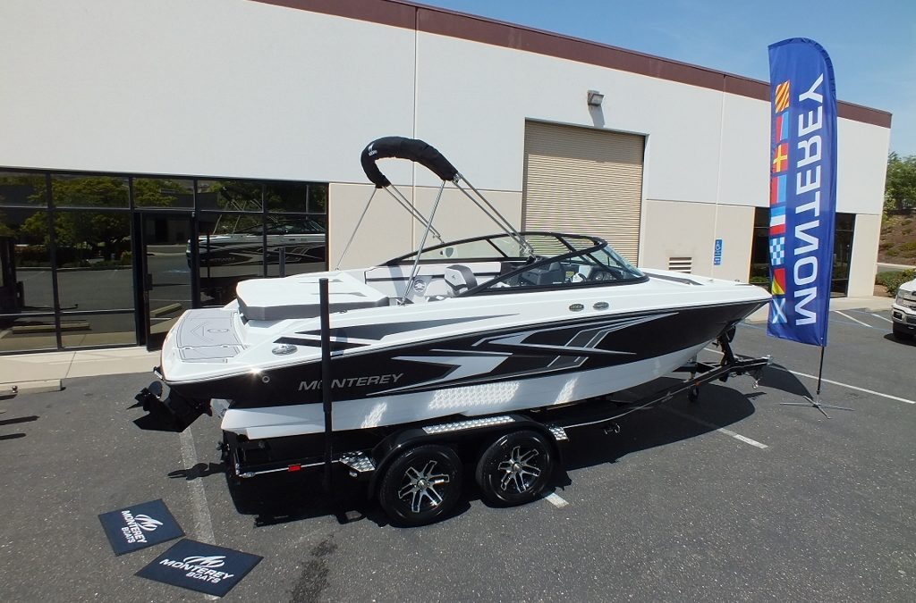 NEW 2019 MONTEREY M22, Just in today, Must see!