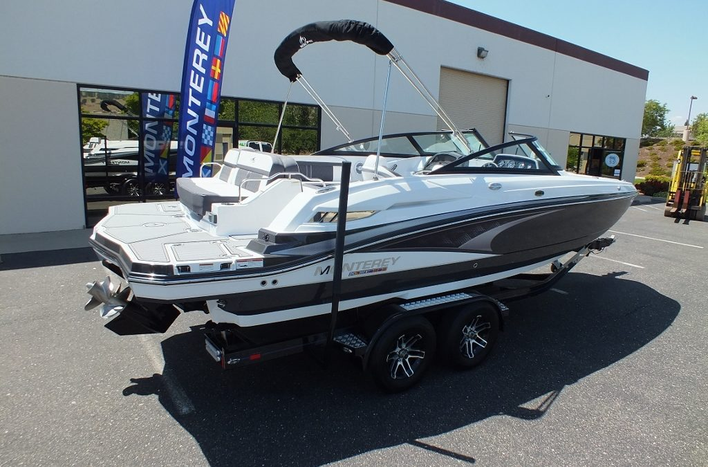 2021 Monterey M4 Deck Boat *Order one today and save huge *SOLD!!