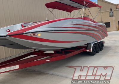 2020 Domn8ter 26.5 Deck Boat *Pretty much a new boat!!