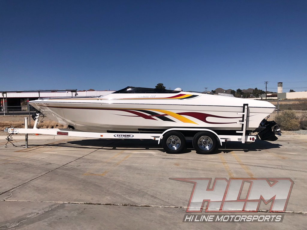 2005 Hallett 255-S Open Bow Mid Cabin *496 HO*  SOLD!